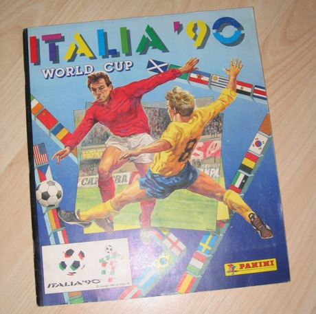 panini-world-cup-sticker-albums-italy-1990